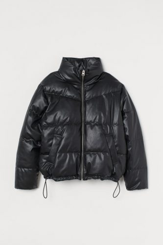 H&M Boxy Puffer Jacket