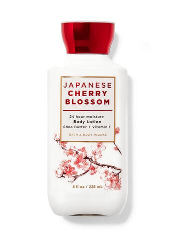 Japanese cherry blossom lotion