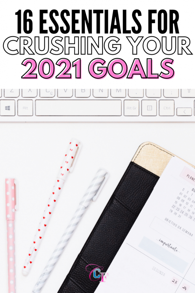 New years goals for college students: 16 essentials for crushing your 2021 goals