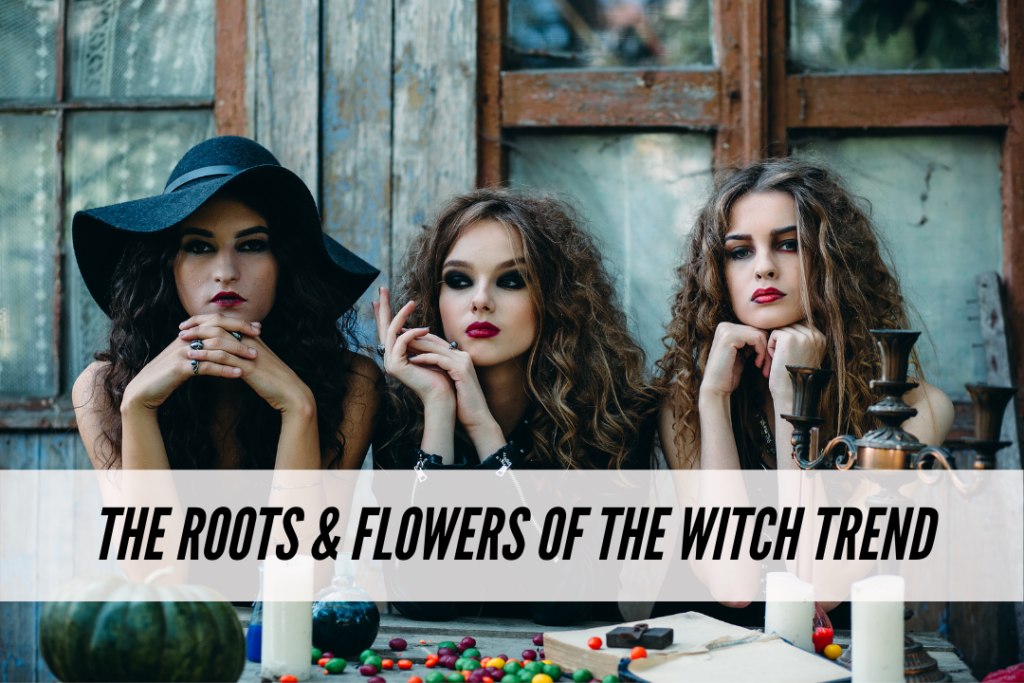 Witch fashion trend