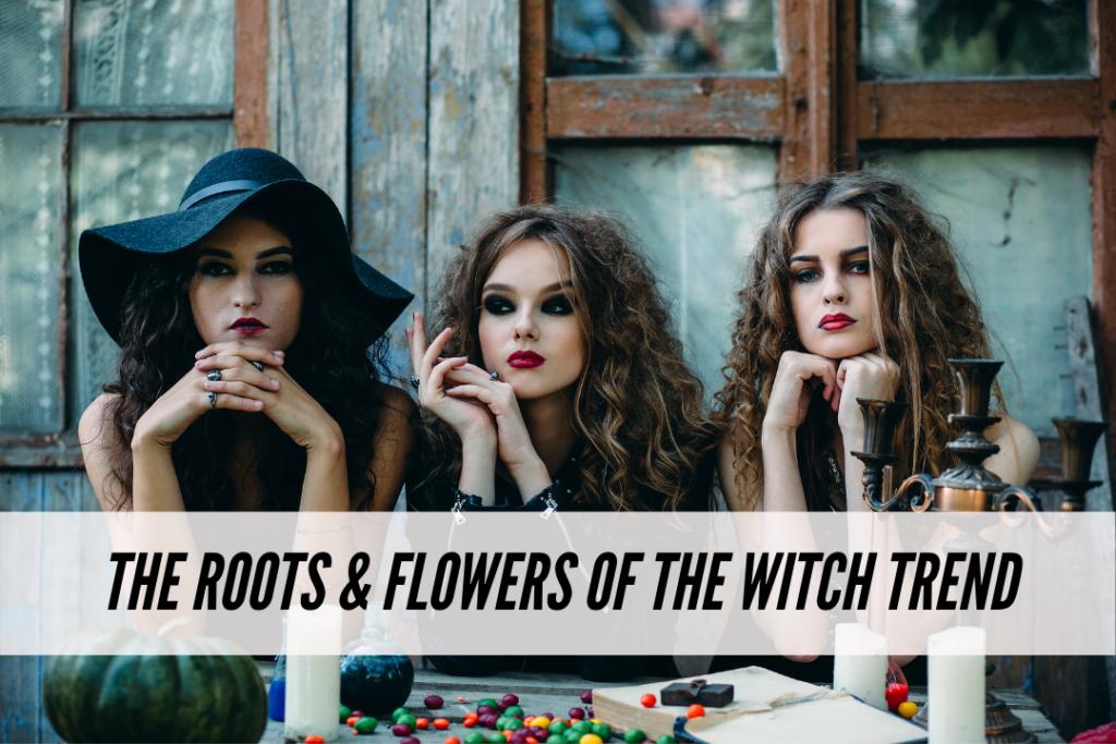 Witch fashion trend
