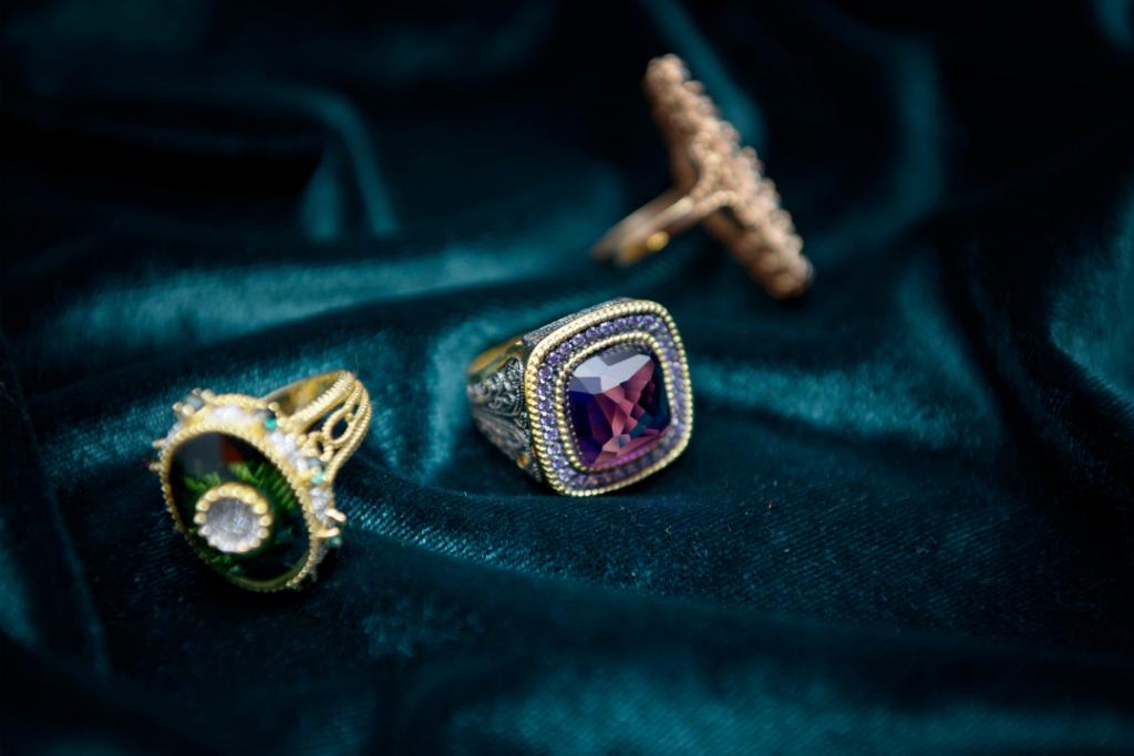Witchy jewelry