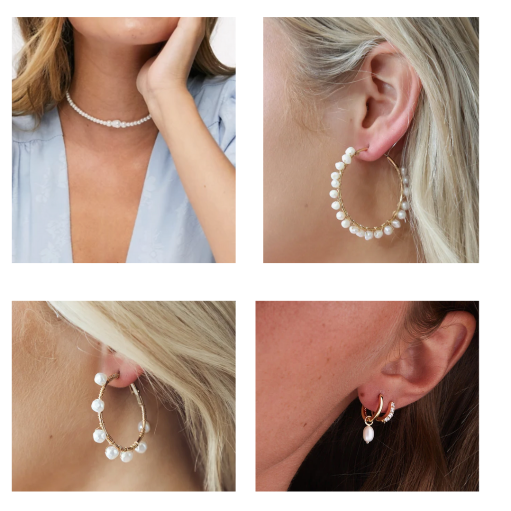 2021 fashion trends - pearls