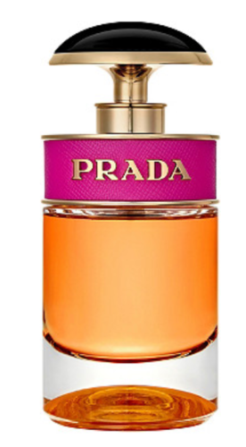 Prettiest perfume bottles: Prada Candy from Ulta Beauty