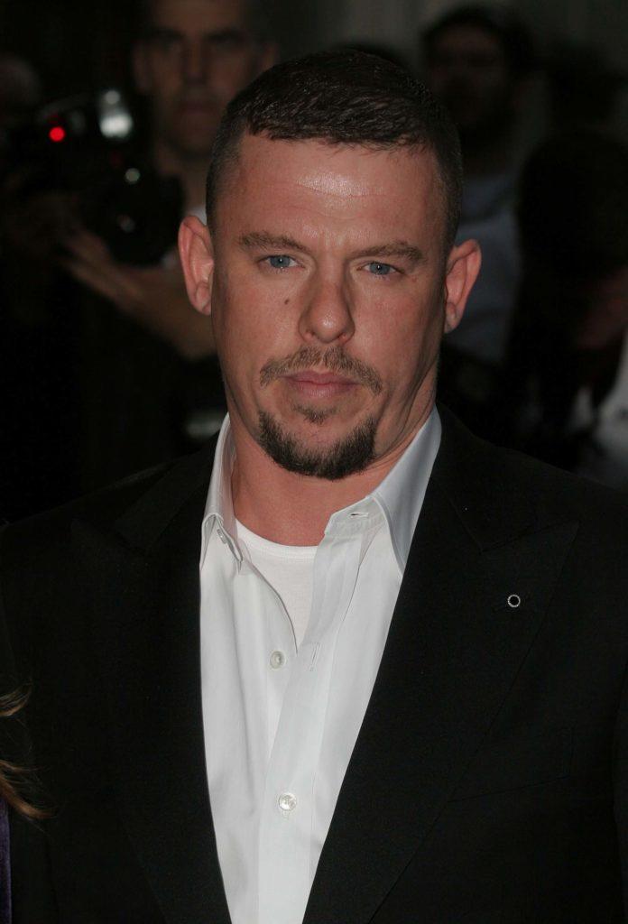 Alexander McQueen in 2007