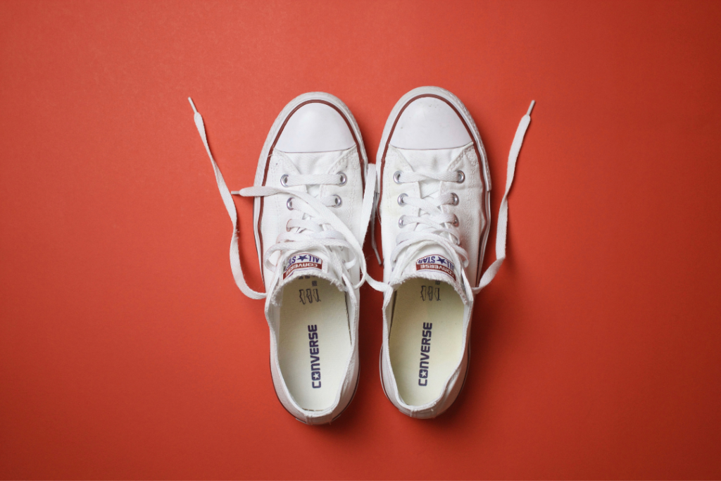History of the trend - converse sneakers