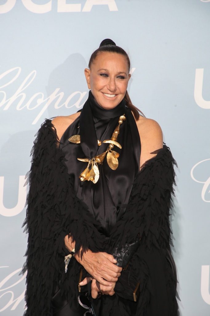 Donna Karan in 2019
