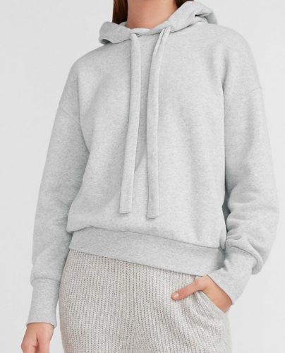 Express Drawstring Hooded Sweatshirt