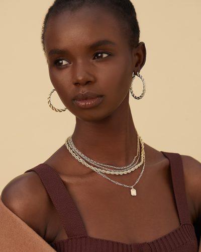 Luv AJ x Express Charm Necklace