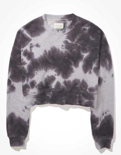 AE Cropped Crewneck Sweatshirt