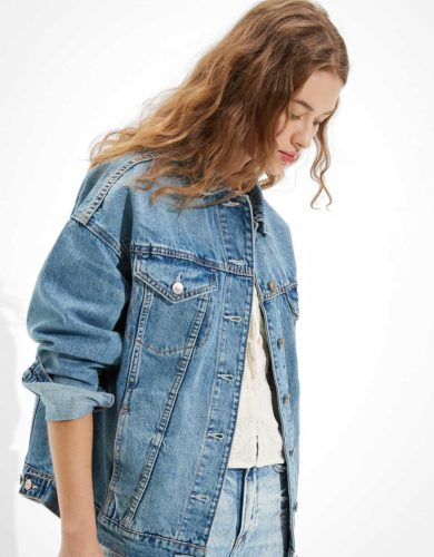 American Eagle sale picks: AE Boyfriend Denim Jacket