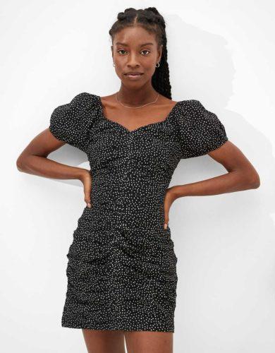 AE Ruched Mini Dress
