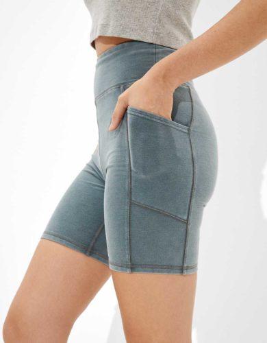 American Eagle sale picks: High waist biker shorts