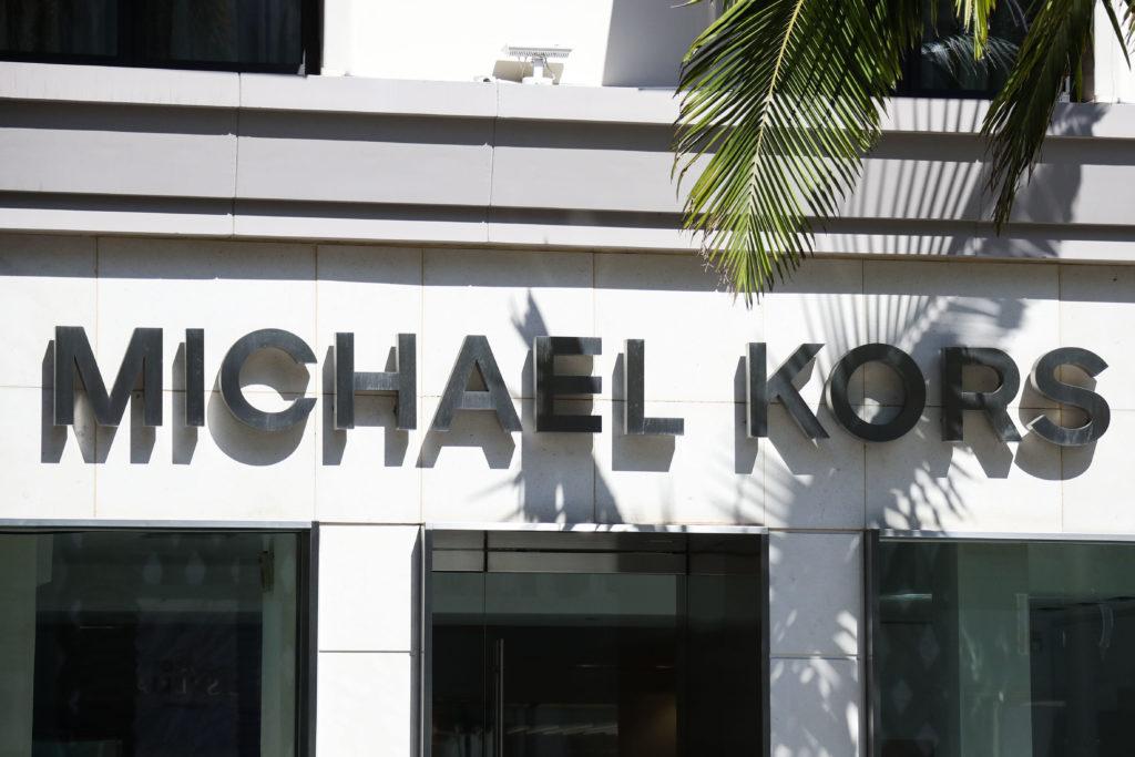 Michael Kors storefront