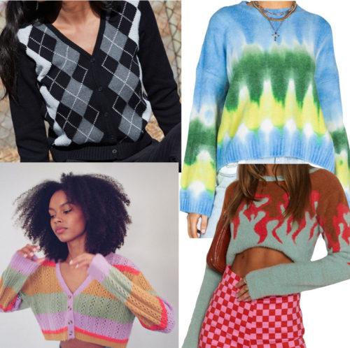 Avani's Sweaters
