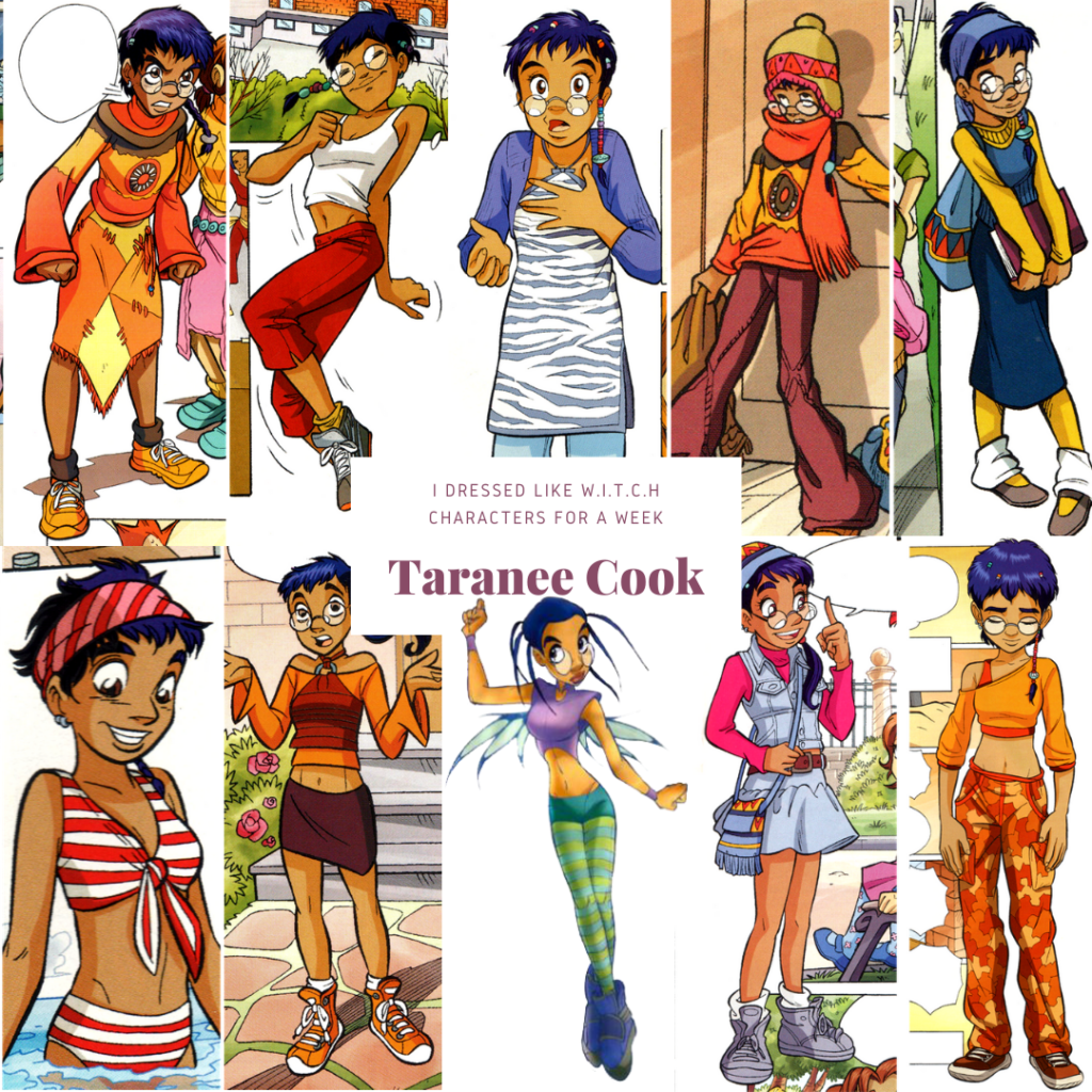 Taranee Cook from WITCH comics