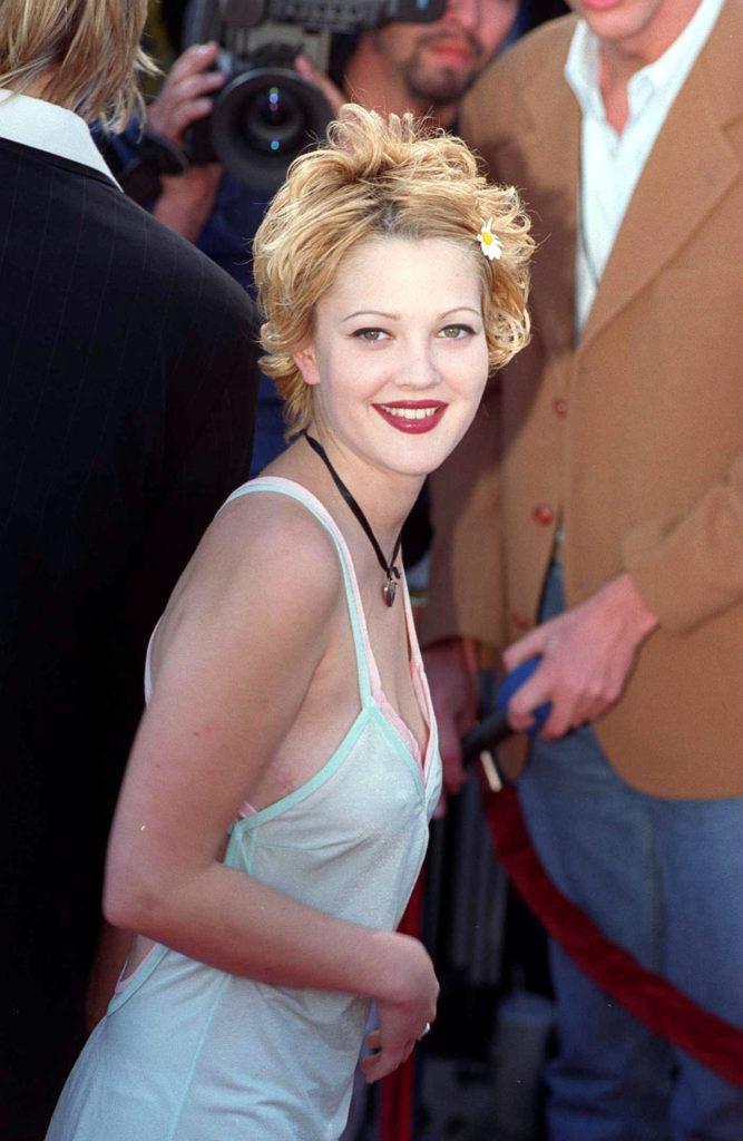 Drew Barrymore in 1995