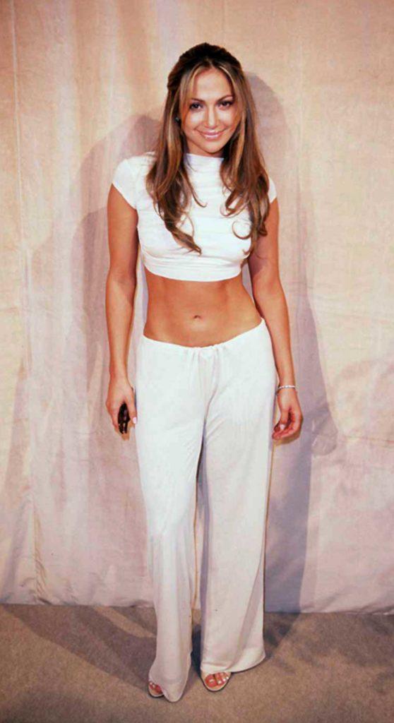 Jennifer Lopez in 1998