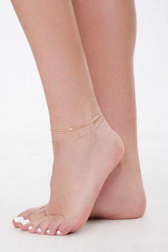 Anklet set from forever 21