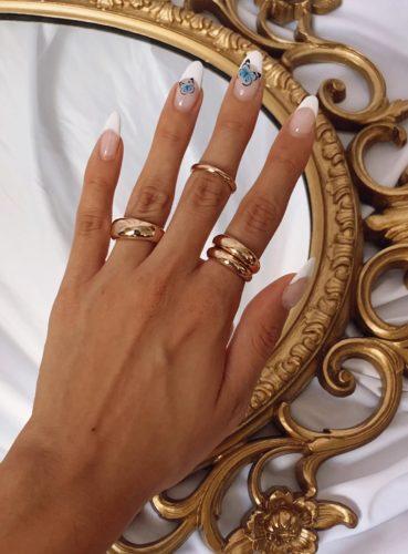 Ring set from princess polly