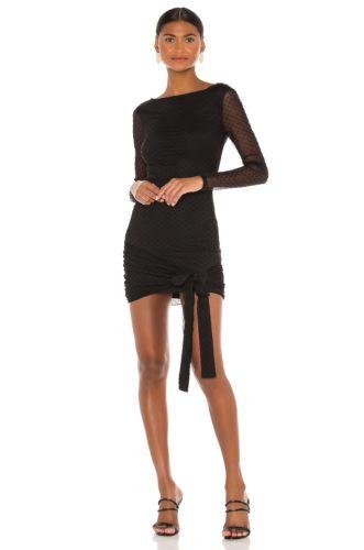 Little black dress from Revolve