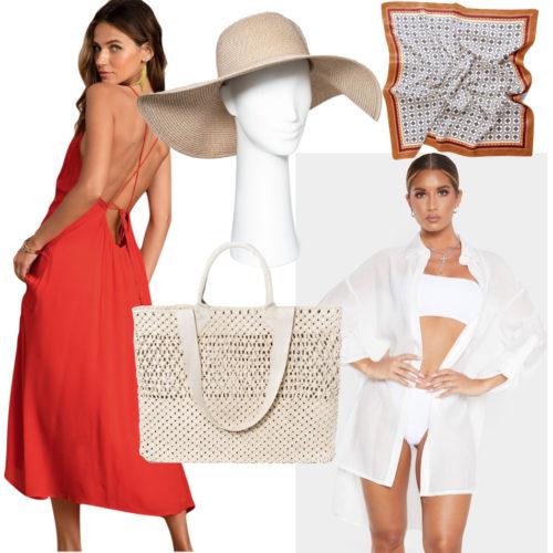 Olivia Culpo Vacationwear