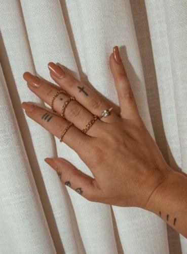 Midi ring set from princess polly