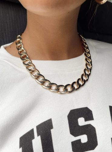 Chain necklace from princess polly