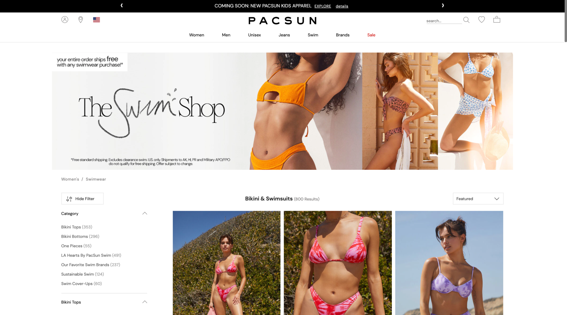 Photo from PacSun