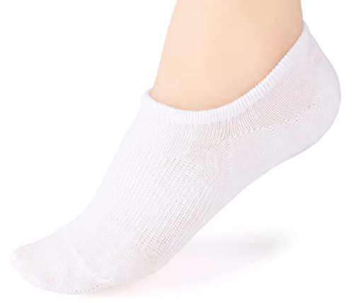 no show socks from Amazon