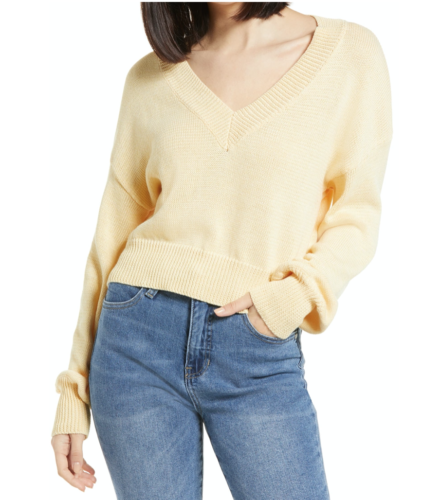 Lulu's Cropped Sweater