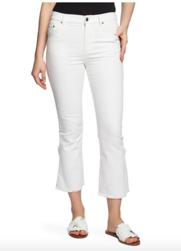 1.State Crop Jeans