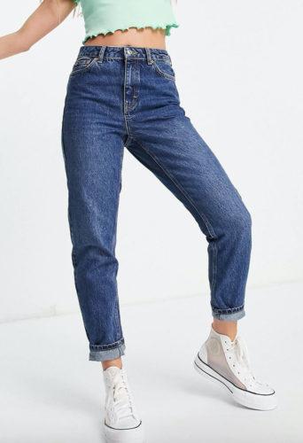 Asos Topshop Mom Jeans
