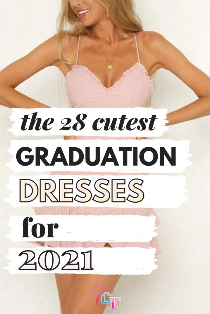 The 28 cutest graduation dresses for 2021