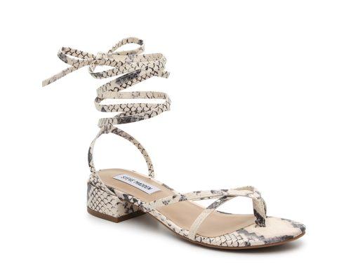 DSW Lace Up Sandals