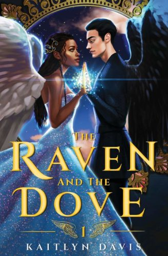 The Raven and the Dove by Kaitlyn Davis book cover