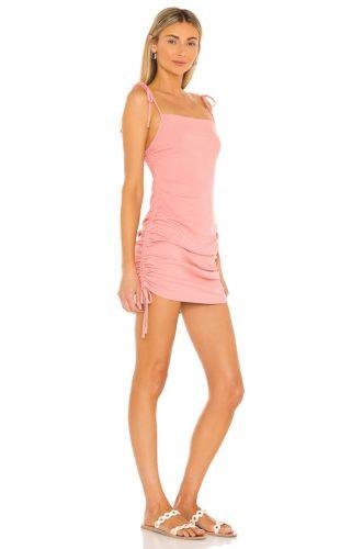 Revolve Cinched Mini Dress
