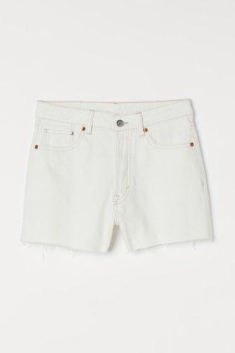 Vintage High Rise Shorts