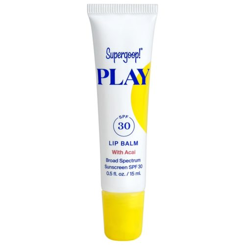 Supergoop SPF 30 lip balm