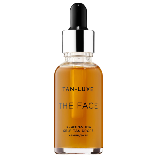 Tanluxe the face