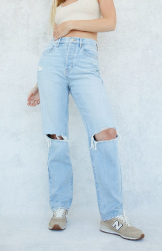 Dad jeans from PacSun