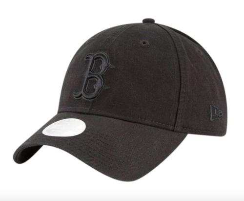 Whats in my beach bag? Boston Red Sox grey hat