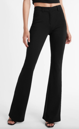 Flare pants from Express