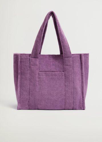 Towel Shopper Bag