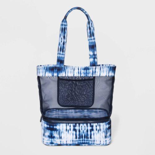 Mesh Tote Handbag