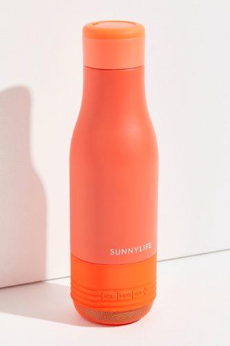 Bluetooth Water Bottle Speaker