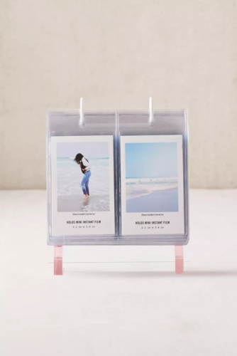 Mini instax photo frame from Urban Outfitters