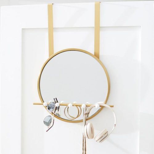 Over the door mirror and organizer from PBteen