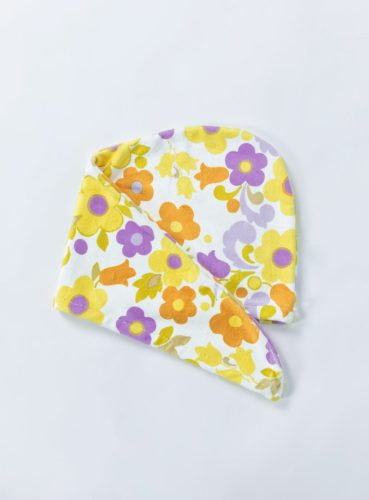 Hair drying towel from princess polly