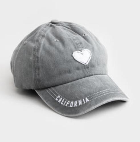 Baseball cap from Francesca's